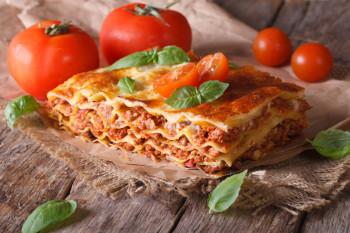 Lasagnes pur boeuf